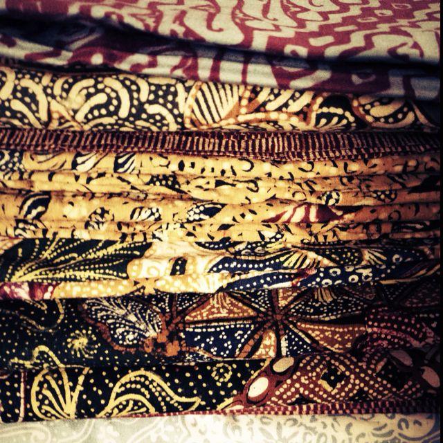 Colonial India, Batik Pattern, Javanese