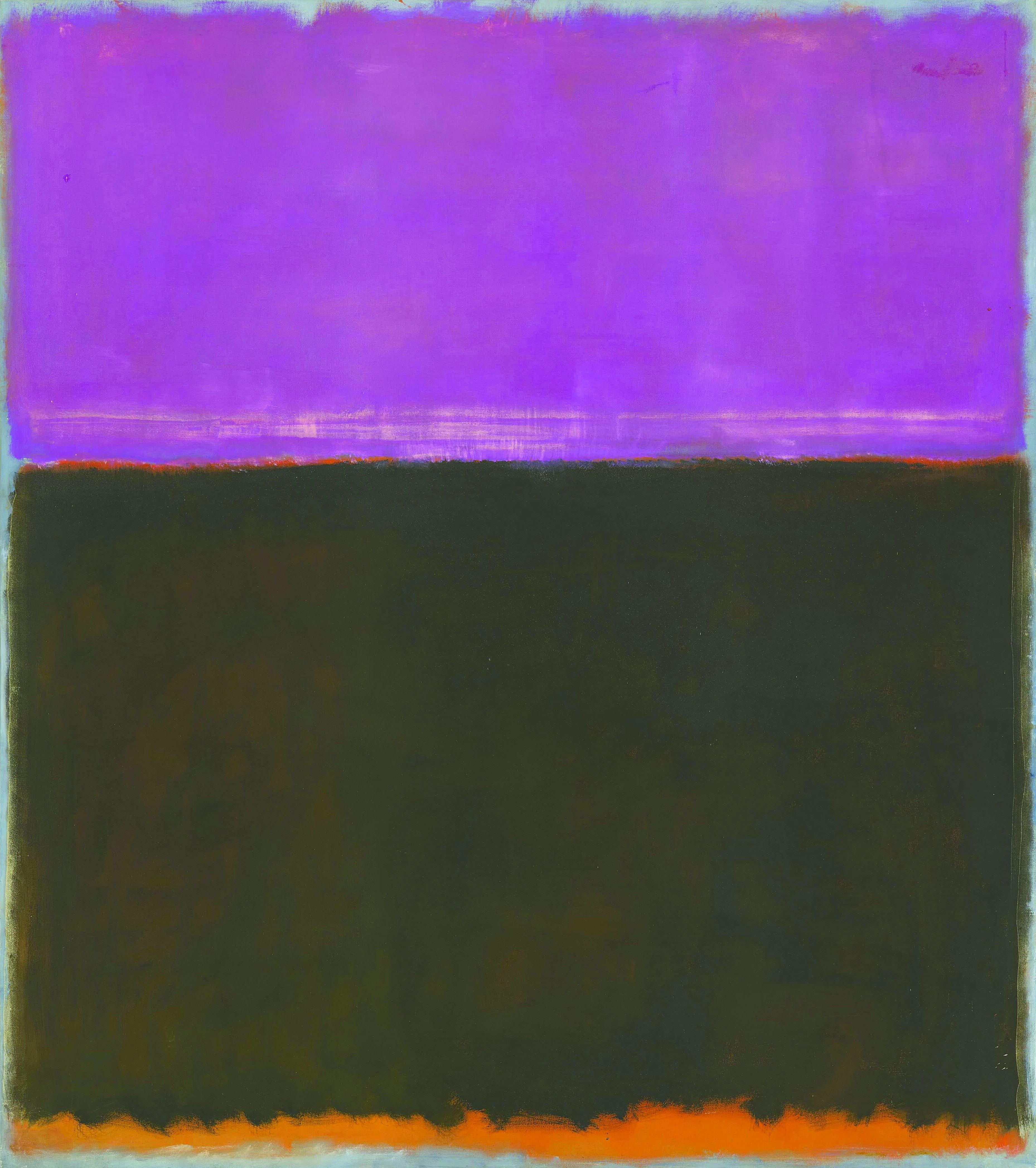 마크 로스코 '무제'(1953) Mark Rothko