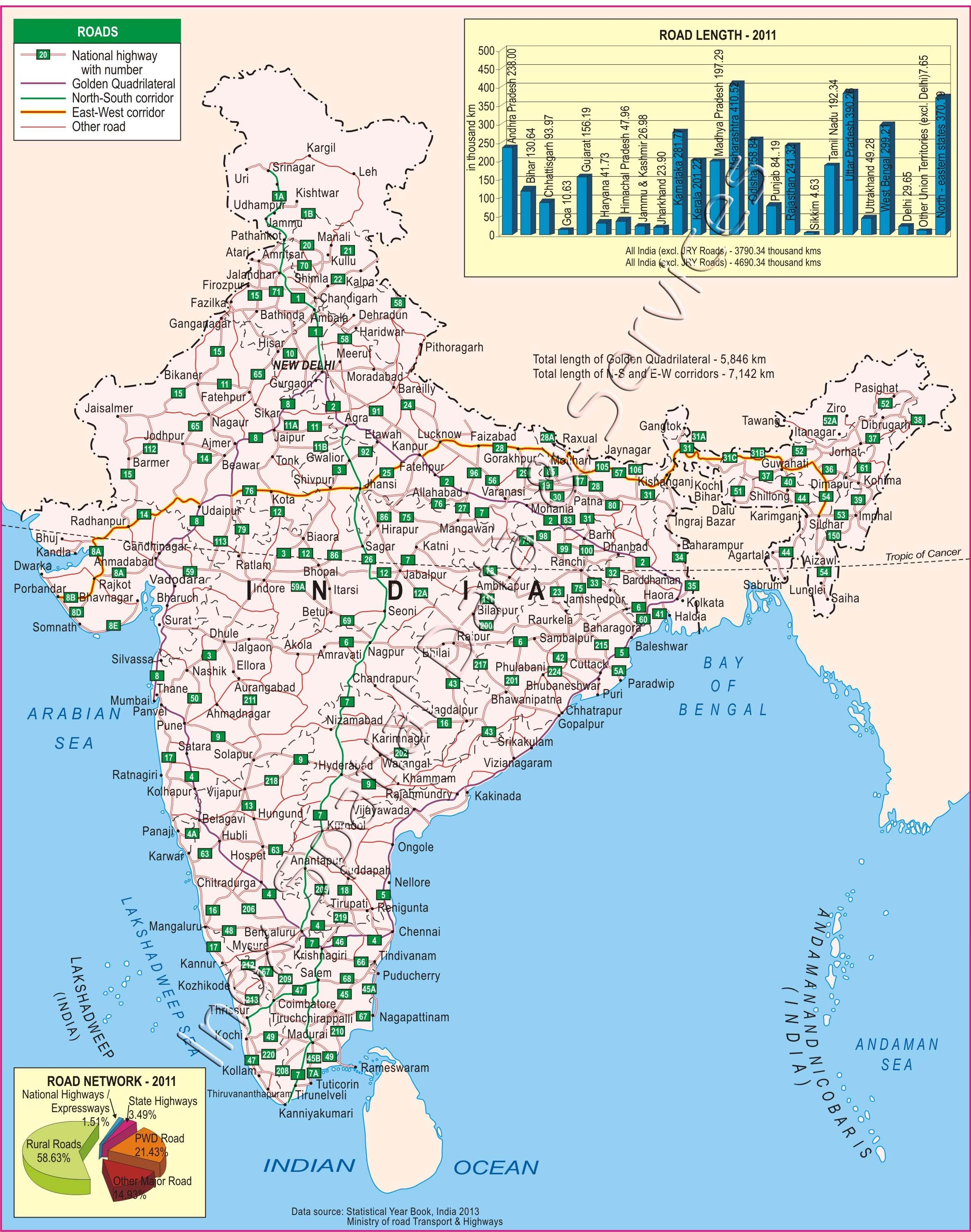 Inox Spatial Data & Services,GIS Services India map