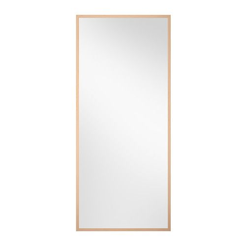 Stave Mirror Ikea Full Length Mirror Can Be Hung