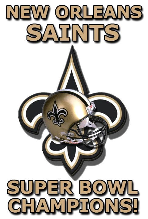 26adc6a00f5 New Orleans Saints Are The True Super Bowl Champions. Super Bowl XLVII  Event In Feb 2013 Is The Hottest Sports Event Of The Year.