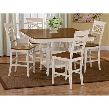 Chesapeake Ii Dining Room 5 Pccounterheight Dinette  Value Alluring City Furniture Dining Room Inspiration Design