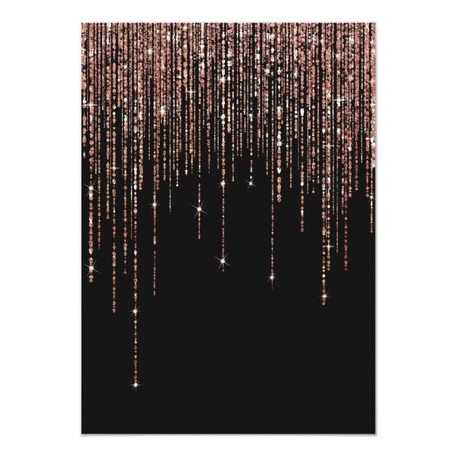 Get Cool Black Wallpaper Iphone Glitter Rose Gold for iPhone X Today