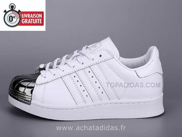 adidas superstar puntera metal