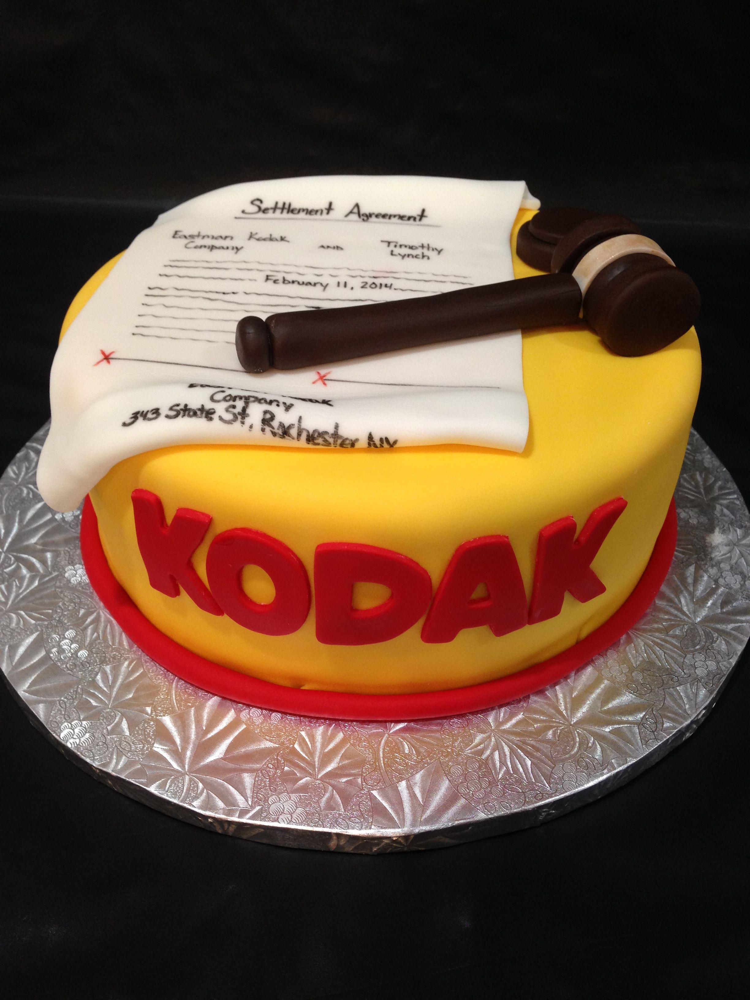 Kodak retirement cake careerprofessional pinterest kodak retirement cake fandeluxe Choice Image