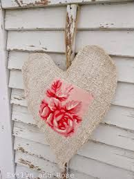 Image result for nordic fabric hearts