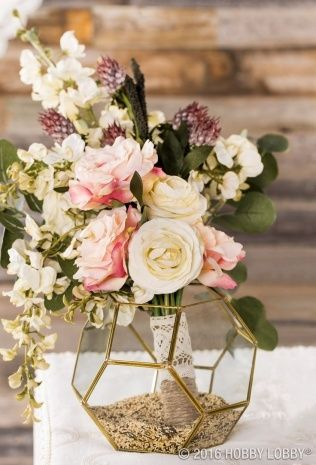 Hobby Lobby Flowers For Wedding