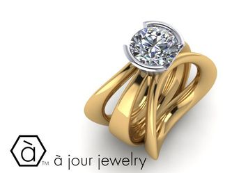 Designer rings - Creator of designer jewelry new redesign repairs