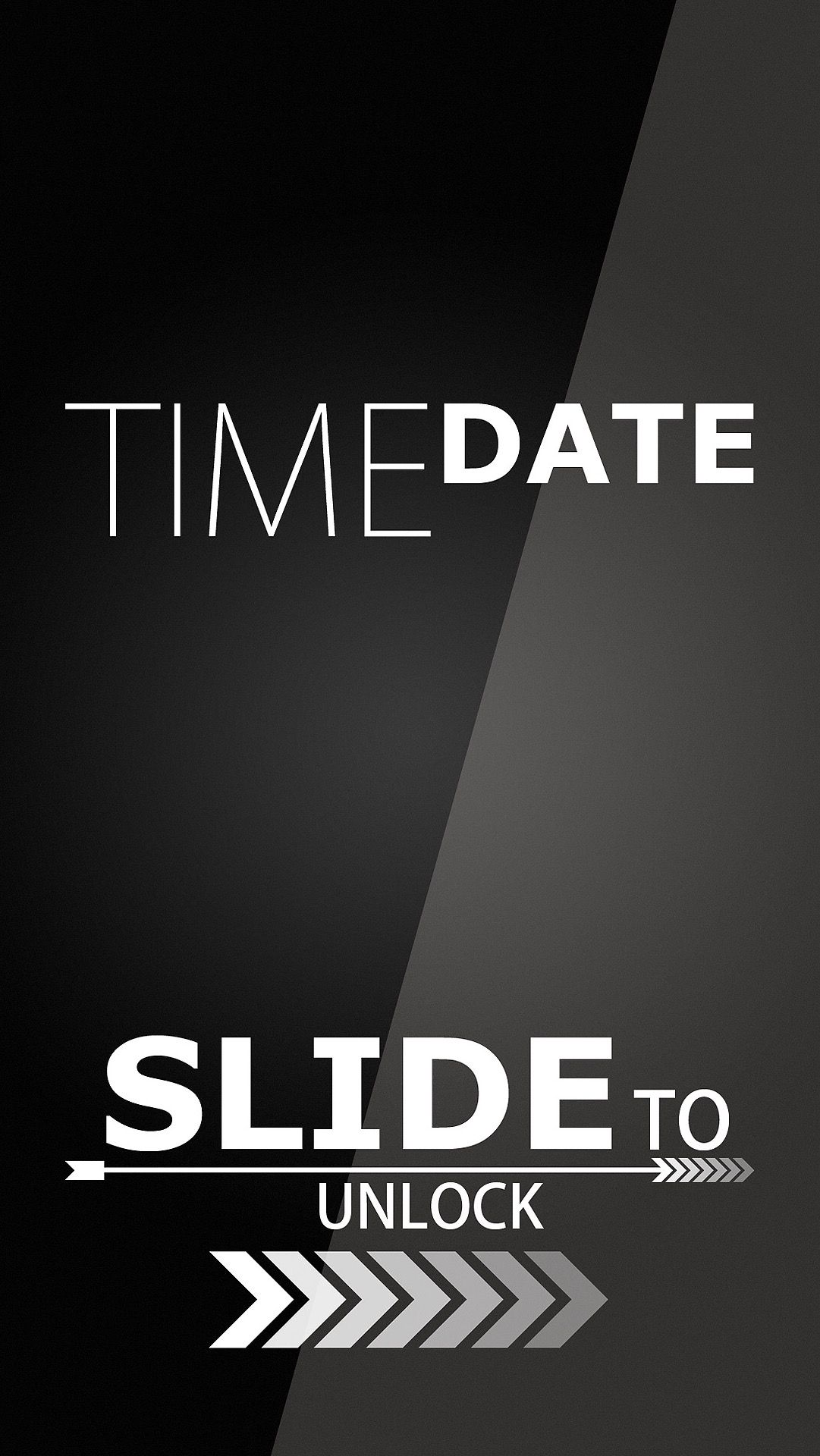 date and time wallpaper  ↑↑TAP AND GET THE FREE APP! Lockscreens Time Date Slide To Unlock ...