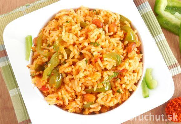 Papriková ryža