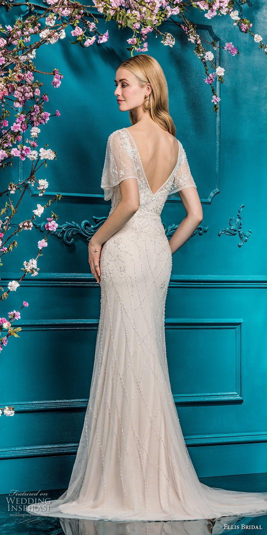 "Ellis Bridals 2018 Wedding Dresses — ""Dusk"" Bridal Collection ..."
