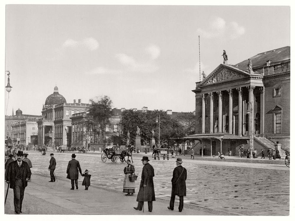 Historic B W Photos Of Berlin Germany 19th Century 19th