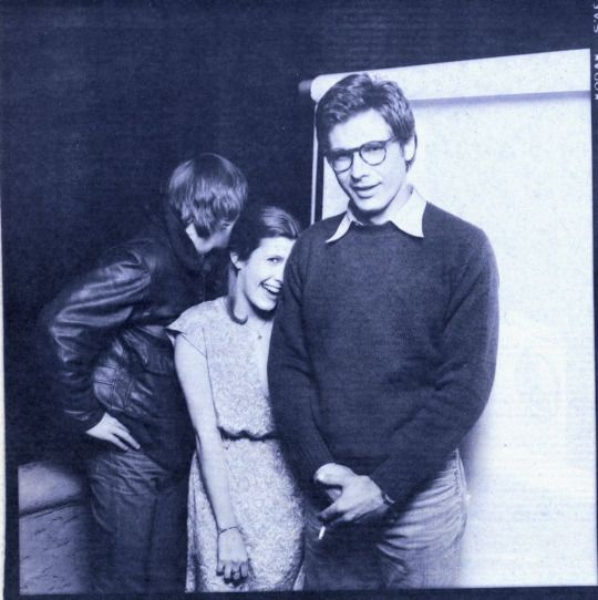 Mark, Carrie, and Harrison