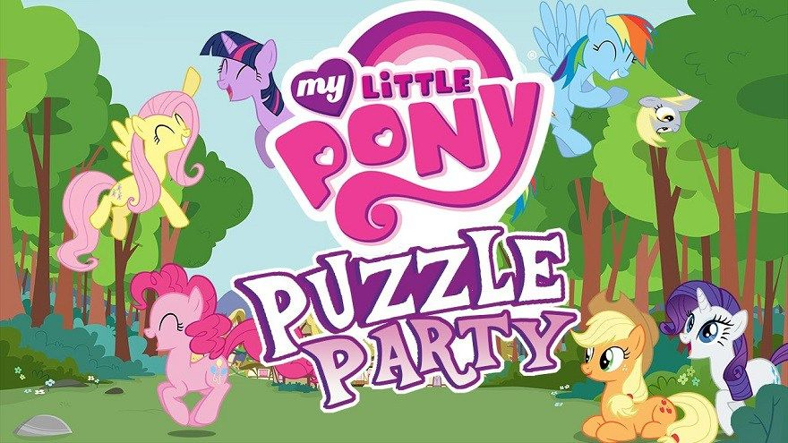 My Little Pony Puzzle Party For Pc Free Download Puzzle Party