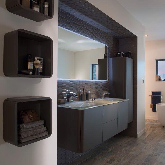 Idée décoration Salle de bain – Nous avons finalement choisi ce ...