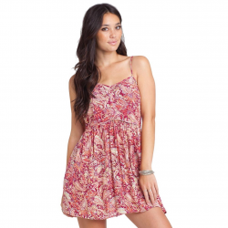 Billabong Luv Confession Dress