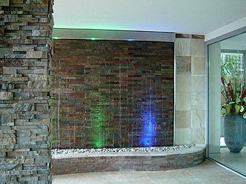 Foyer Water Walls Google Search Indoor Water Features Water