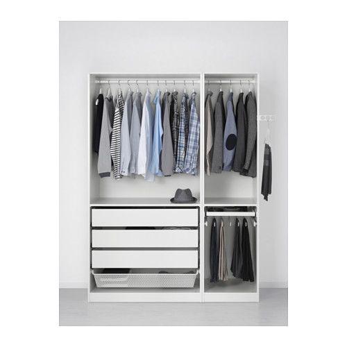 pax kleiderschrank 150x60x201 cm scharnier sanft schlie end ikea gray sofa pinterest. Black Bedroom Furniture Sets. Home Design Ideas