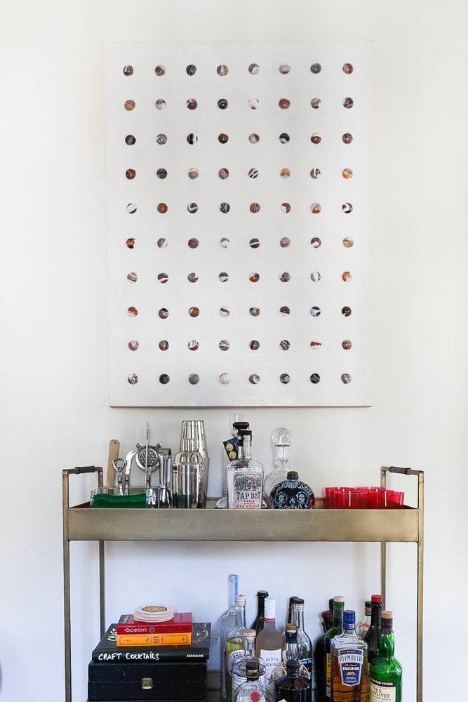 Bar accessories and bar cart ideas that will make you want to have ...