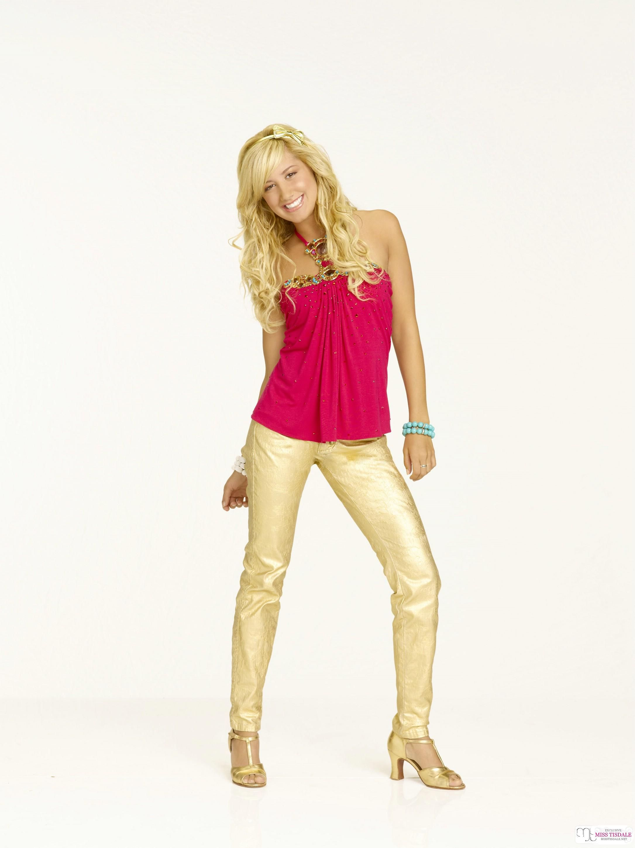 Sharpay Evans photoshoot HSM 2 | High School Musical ... - photo#29
