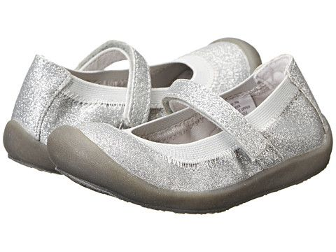 Hanna andersson maya toddler little kid big kid glitter, Silver