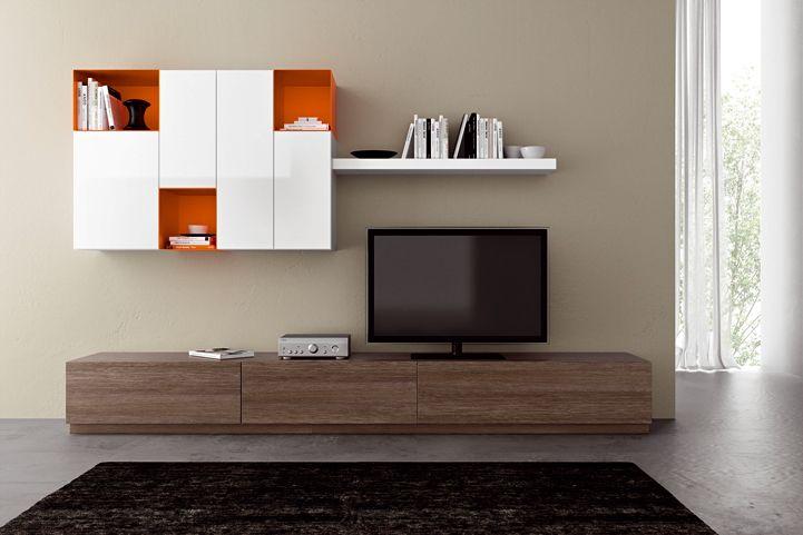 Soggiorni Nestos 2.0 - Mercantini Mobili | tv fornitute | Pinterest