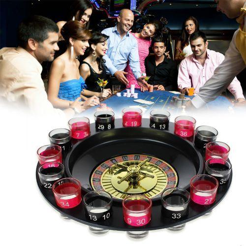 Trink Roulette Spielregeln