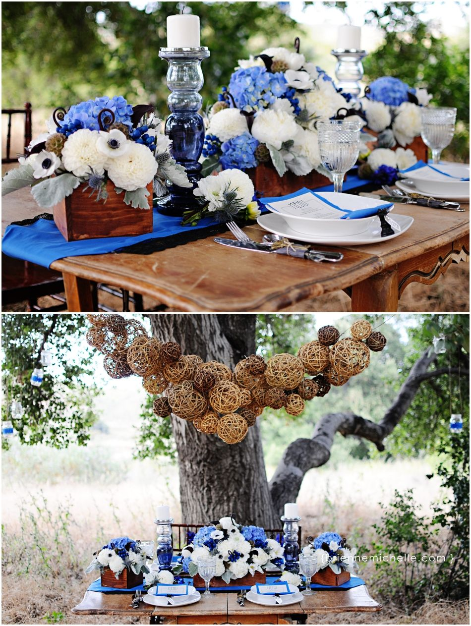 Twilight : Breaking Dawn inspired wedding