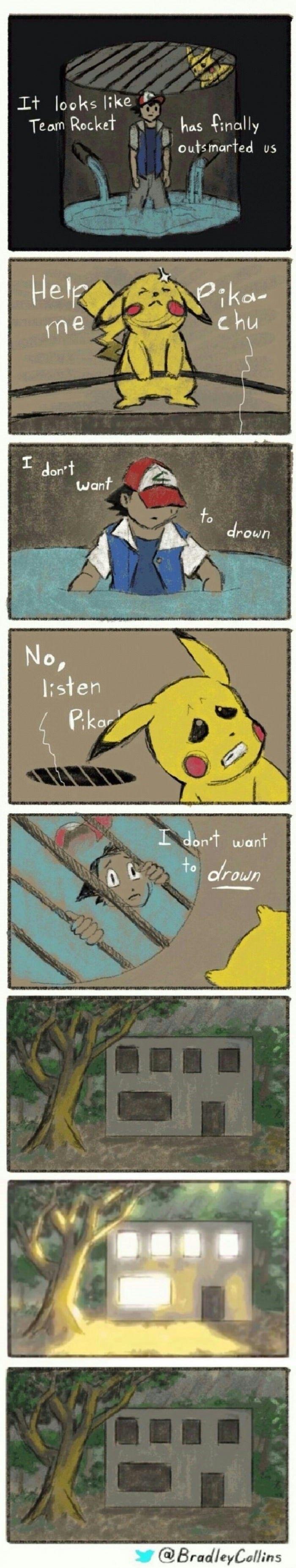 30 Brutally Dark Memes Comics For Your Twisted Entertainment Memebase Funny Memes Dark Memes Dark Pokemon Pokemon