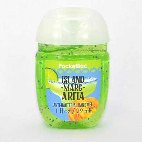 Bath Body Works Pocketbac Hand Gel Sanitizer Eucalyptus Tea
