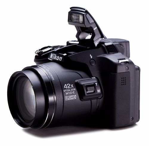nikon coolpix p510 manual focus