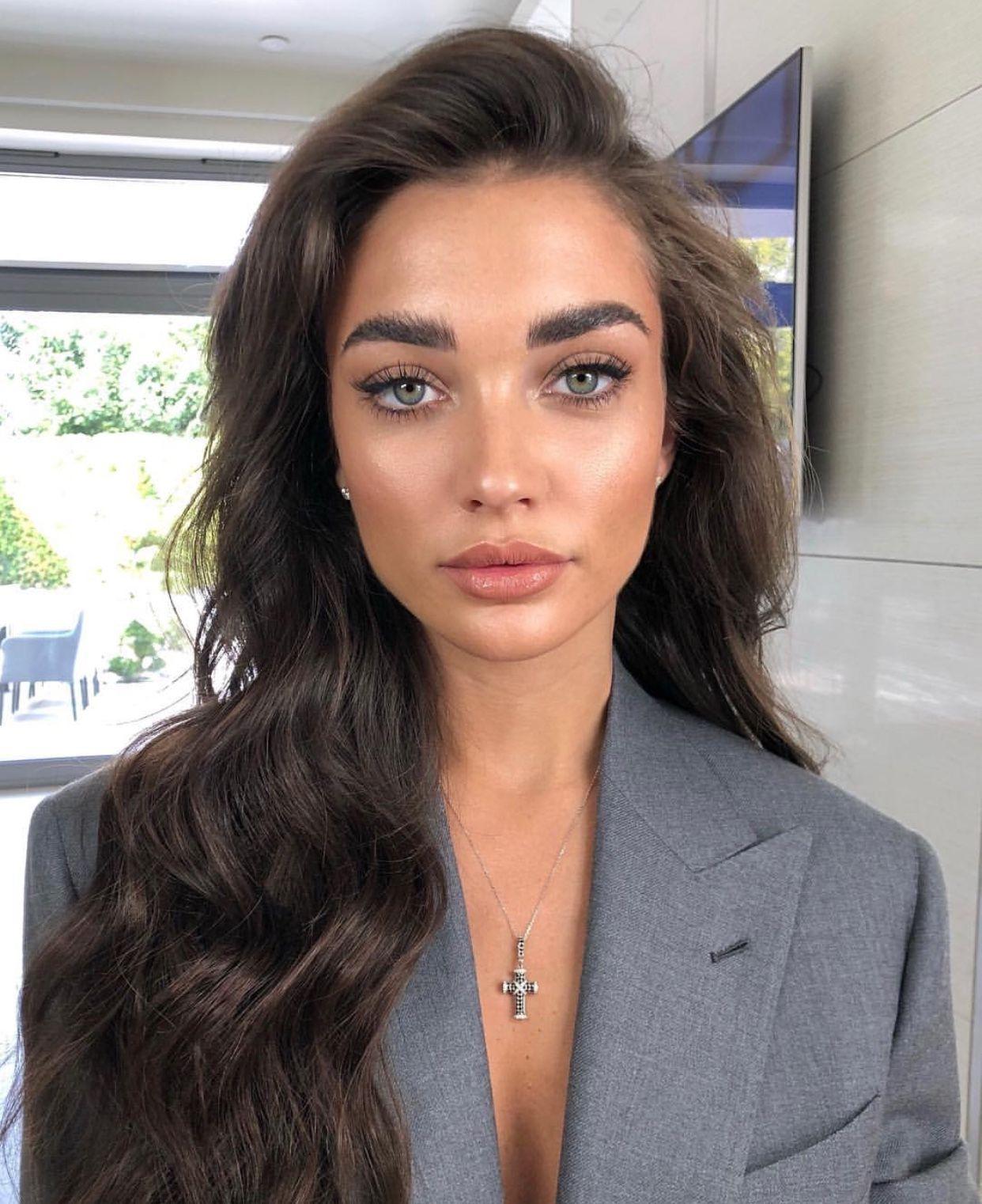 Pinterest🦋msbrookieee Makeup looks, Natural makeup