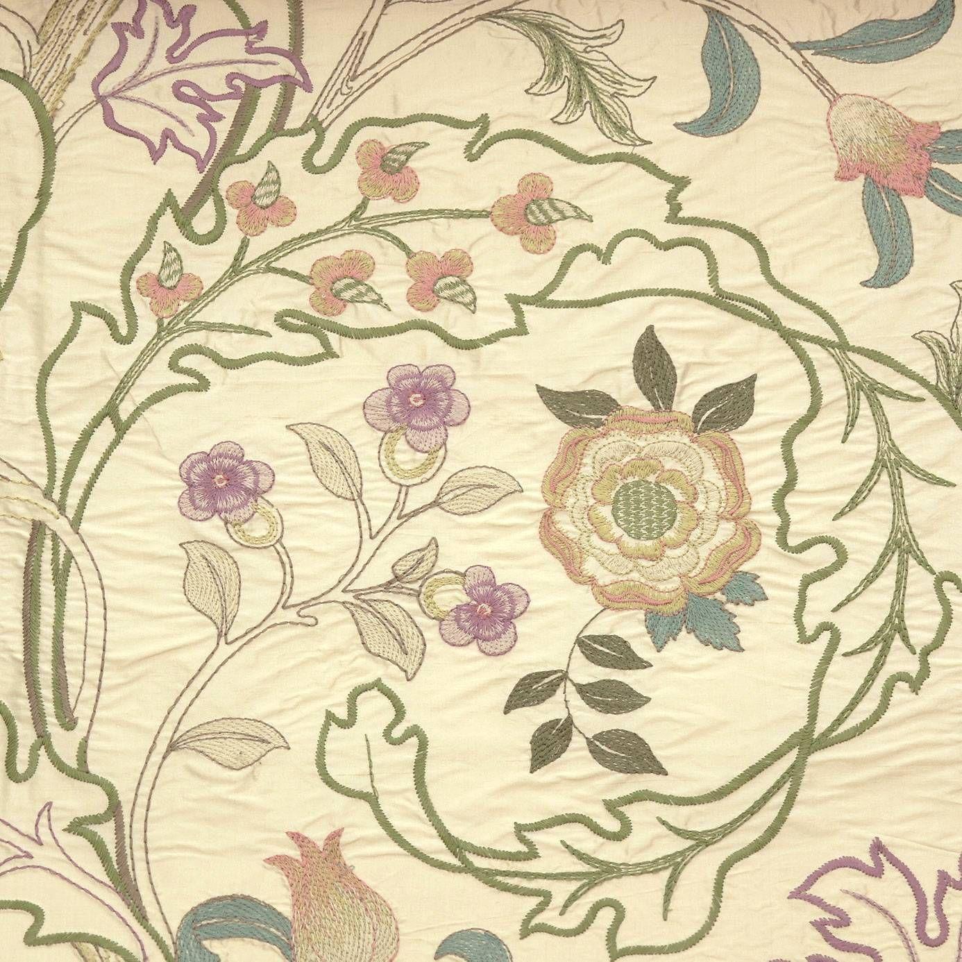 Mary isobel fabric rose artichoke william