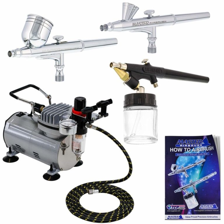 TOP 10 BEST AIRBRUSH COMPRESSORS IN 2020 REVIEWS