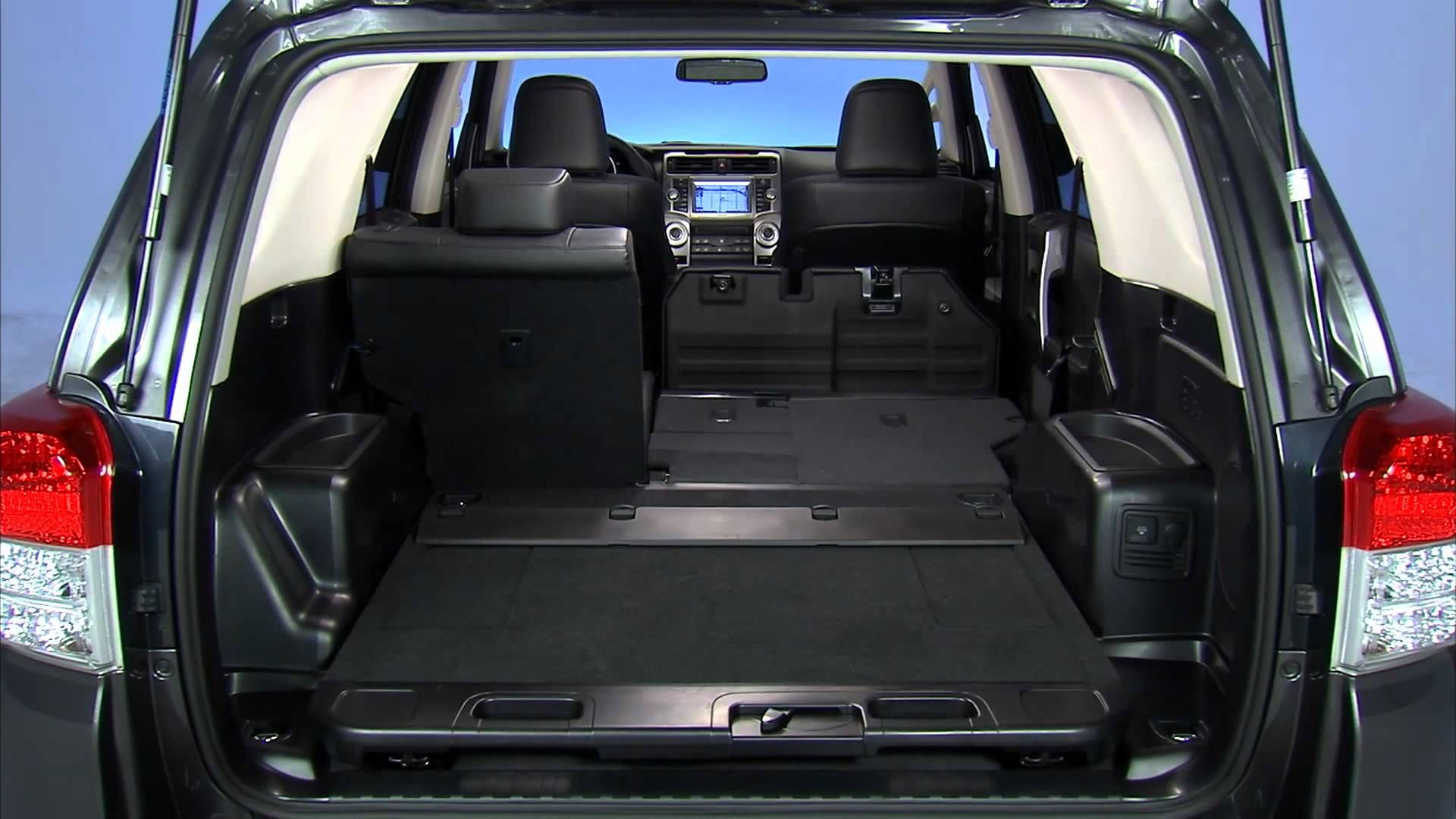 2014 Toyota 4Runner Limited.