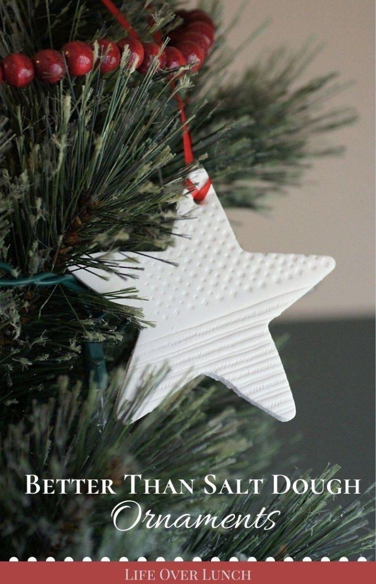 Pin On Salt Dough Christmas Ornaments