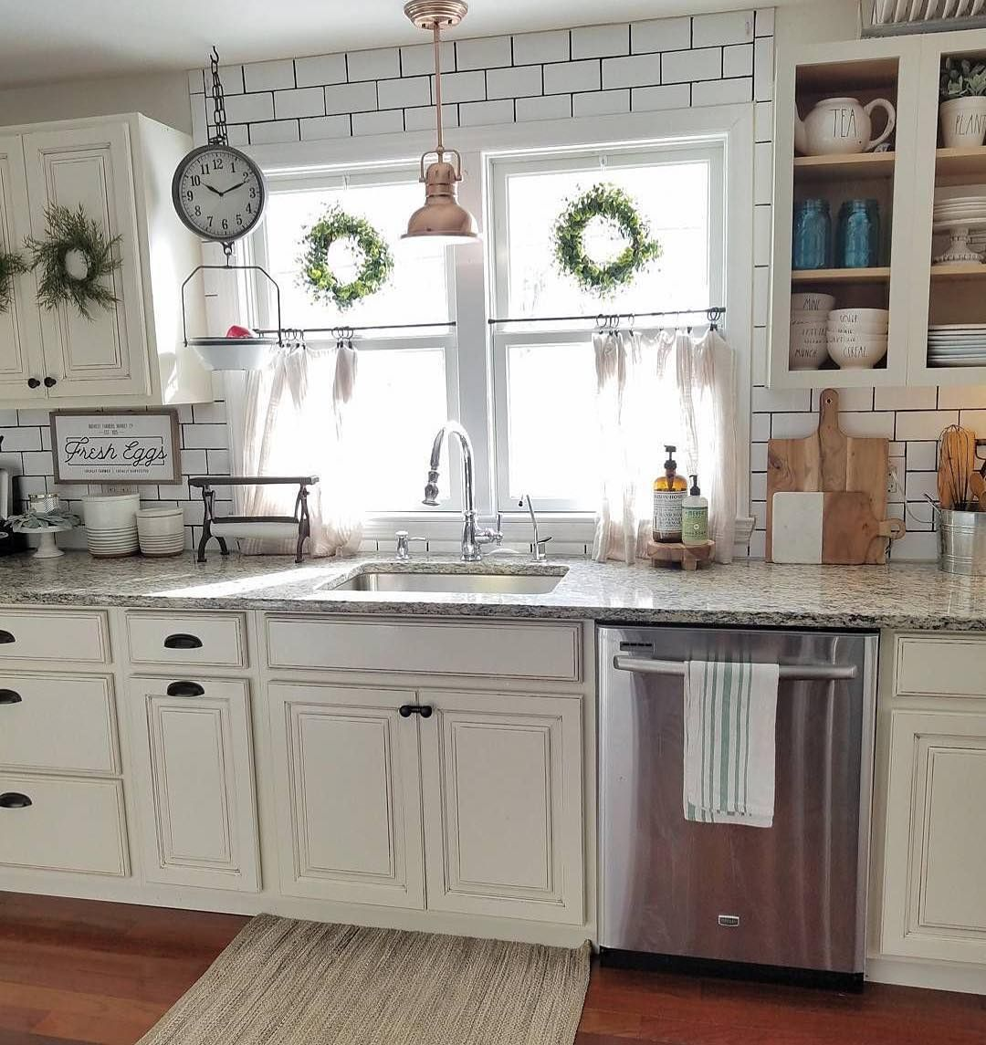 288 6k Followers 320 Following 4 478 Posts See Instagram Photos And Videos From Antique Farmh Farmhouse Kitchen Decor Kitchen Decor Apartment Kitchen Decor