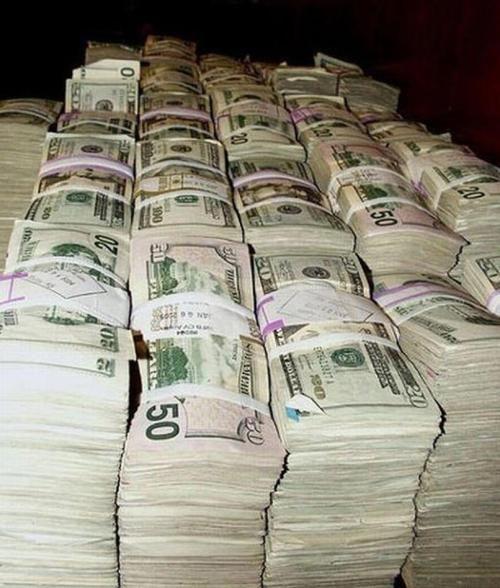 Real Money Stacks | ... money tumblr racks of cash stacks ...