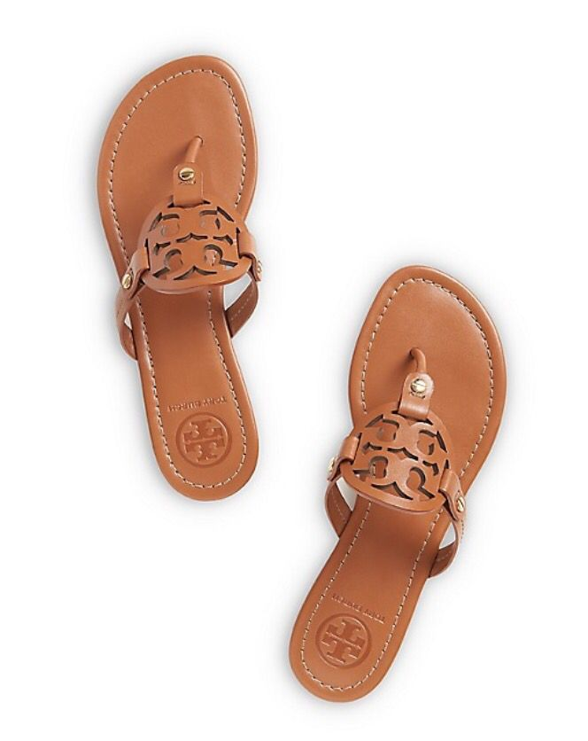 f7073f7c9925f Tory Burch - Miller Sandal in Vintage Vachetta