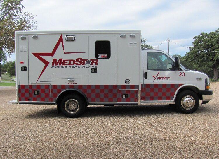 Fort worth medstar ems ambulance ems ambulance