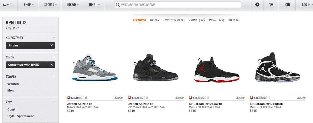 Customize Your Own Jordan Shoes  6799a7eb6da6