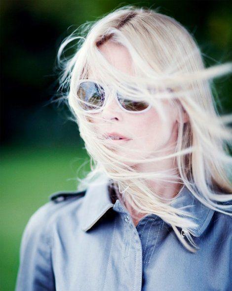 Claudia Schiffer for Rodenstock Eyewear