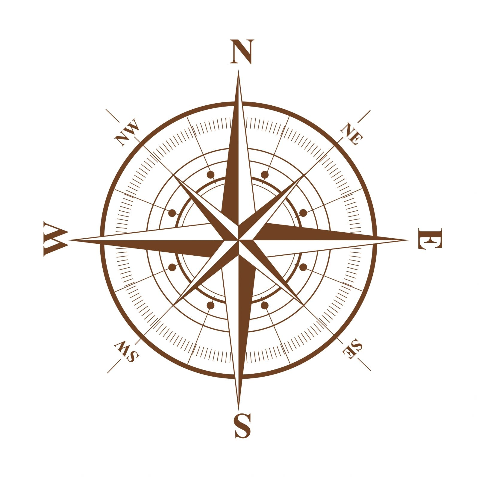 Found On Bing From 4vector Com Vintage Compass Compass Vector Compass Art