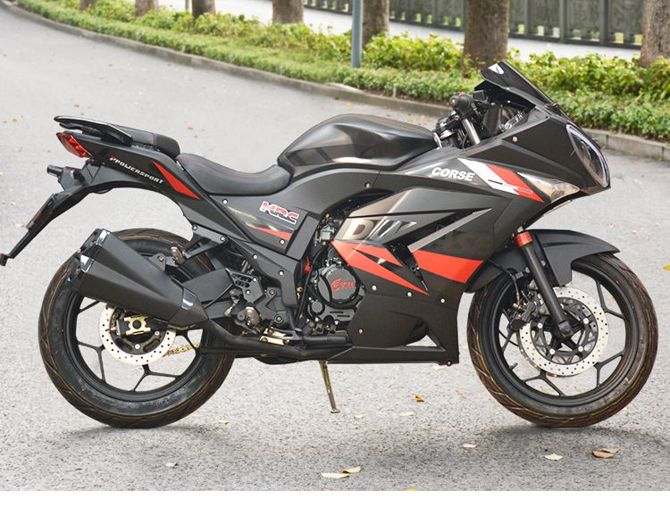 Zongshen 250cc Adventure Motorcycle Racing motor bike   Cafe