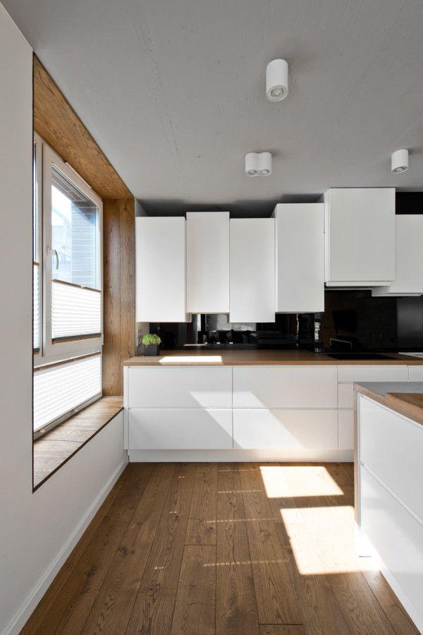 A cozy scandinavian inspired loft in lithuania scandinavian houseyoung couplesblog designslithuaniamodern interiorsbuilt