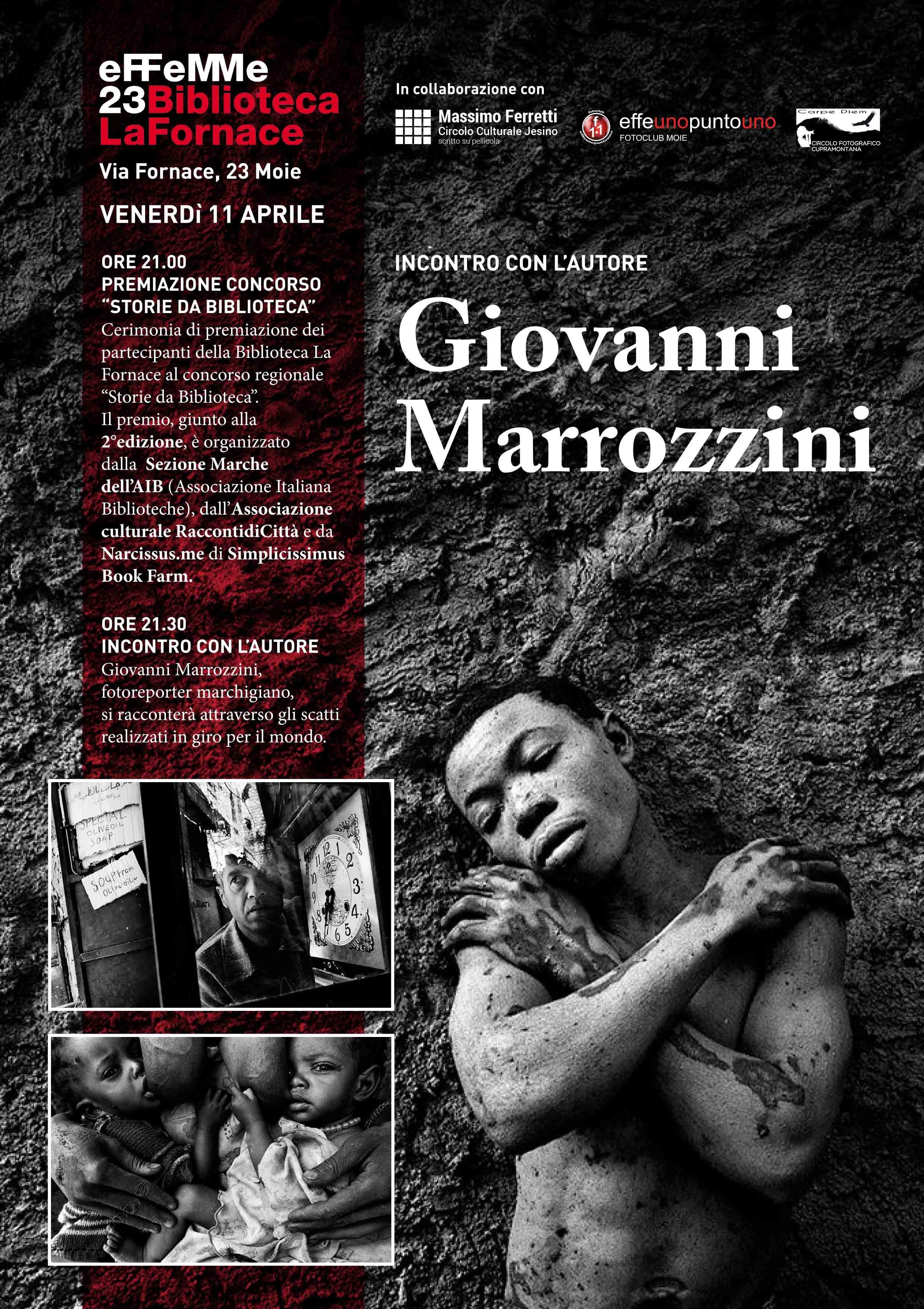 """Manifesto mostra fotografica collettiva sul tema della """"ricerca della felicit"""" esposta nei locali del Teatro Paolo Ferrari di San Marcello AN"""
