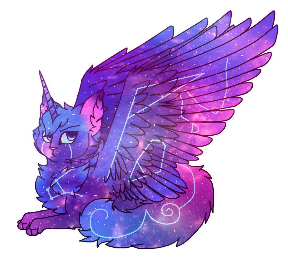 отличной волшебные коты с крыльями картинки по-доброму позавидовали силе