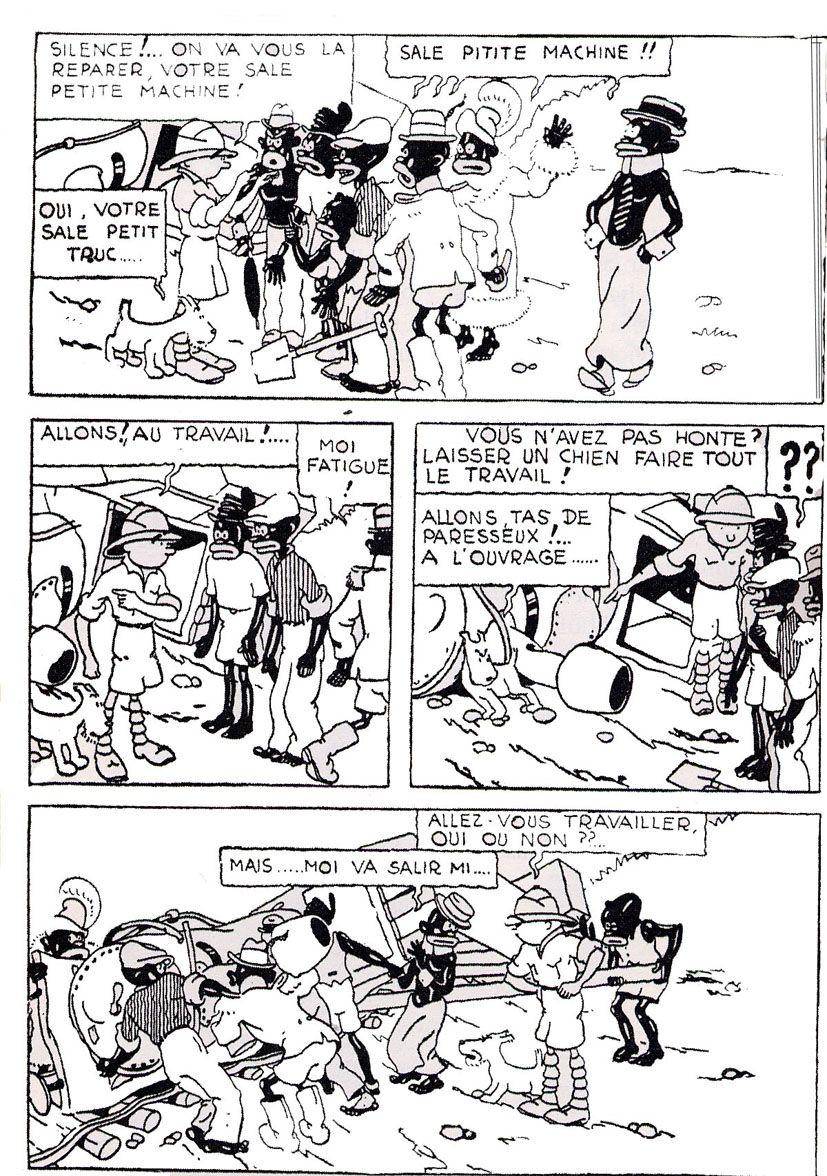 bande dessinee tintin originale