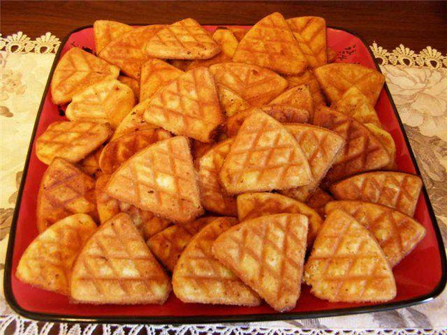 Рецепты печенья на сковороде в домашних условиях