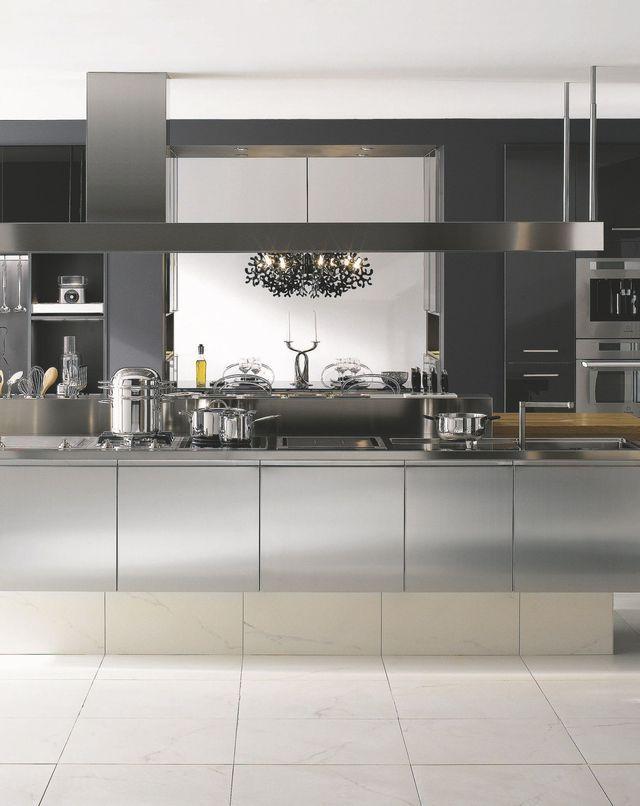 Plan de travail quel mat riau choisir cuisine - Quel plan de travail choisir pour une cuisine ...